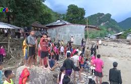 Làm nhà khung thép cho người dân Mường La