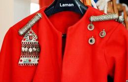 Laman - Hãng thời trang cao cấp đầu tiên tại Afghanistan
