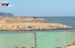 Khánh Hòa: Lấn biển trái phép, Công ty Champarama bị phạt 105 triệu đồng