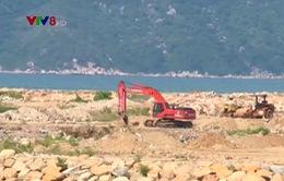 Khánh Hòa: Các dự án lấn biển chưa khắc phục hậu quả theo yêu cầu