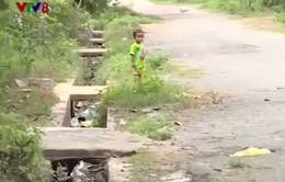 Khánh Hòa: Hạ tầng khu tái định cư Láng Chai xuống cấp nghiêm trọng