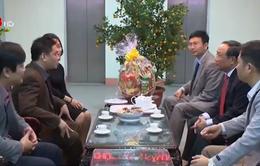 Lãnh đạo tỉnh Thừa Thiên - Huế chúc Tết các cơ quan báo chí