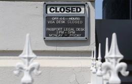 Nhân viên ngoại giao Nga rời khỏi 3 cơ sở tại Mỹ