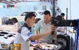 Đan Mạch hỗ trợ đào tạo lao động Việt Nam có tay nghề cao