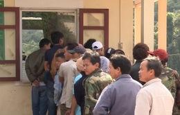 Người dân sang Lào lao động tăng đột biến dịp đầu năm
