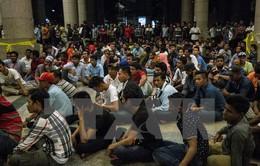 Malaysia bắt hơn 1.000 lao động nước ngoài bất hợp pháp