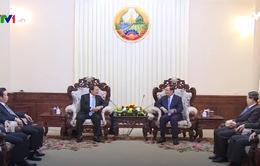 Việt Nam - Lào tăng cường hợp tác trong lĩnh vực thông tin và truyền thông