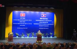 Kiên định và phát huy quan hệ đặc biệt Lào - Việt Nam