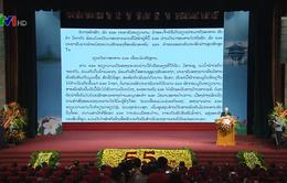 Quan hệ Việt Nam - Lào mãi mãi bền vững