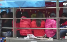 Đằng sau cuộc sống của lao động nhập cư tại Hong Kong, Trung Quốc