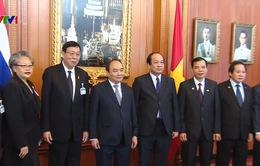 Thủ tướng hội kiến Chủ tịch Hội đồng Lập pháp Quốc gia Thái Lan