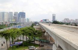 Ngày 23/10, lắp đặt đường ray tuyến metro Bến Thành - Suối Tiên
