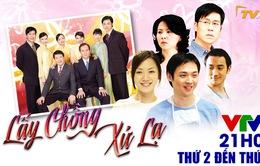 Phim mới trên VTV6: Lấy chồng xứ lạ