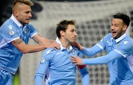Tứ kết Coppa Italia: Thất bại trước Lazio, Inter Milan ngậm ngùi dừng bước