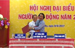 Tổ chức ký thỏa ước, DN chăm lo, ổn định cho người lao động