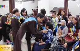 Cộng đồng người Việt tại Ba Lan dự lễ Vu Lan