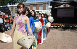"""Việt Nam tham gia """"Lễ hội mùa xuân"""" tại Vương quốc Bỉ"""