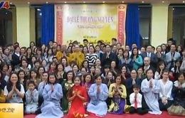 250 Phật tử Việt Nam tại Hungary dự Lễ Thượng Nguyên 2017