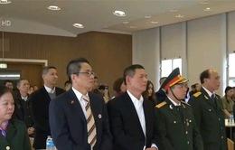 Cựu chiến binh Việt Nam tại Đức tri ân các anh hùng liệt sĩ