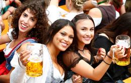 Lễ hội bia nổi tiếng nước Đức Oktoberfest
