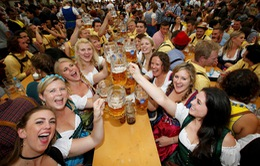 Đức thắt chặt an ninh tại lễ hội bia Oktoberfest