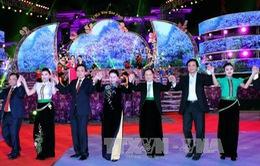 Điện Biên tưng bừng khai mạc Lễ hội Hoa Ban 2017