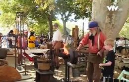 Thú vị lễ hội tìm vàng ở bang California, Mỹ