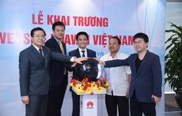 Khai trương website, Huawei Việt Nam mong muốn mở rộng thị phần?