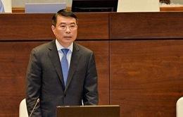 TRỰC TIẾP phiên chất vấn Thống đốc Ngân hàng Nhà nước Lê Minh Hưng
