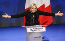 Lãnh đạo đảng Cực hữu tranh cử Tổng thống Pháp