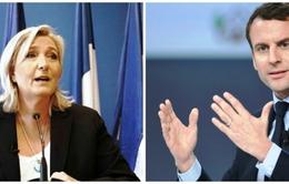 Hai ứng viên Tổng thống Pháp bước vào tuần chạy đua cuối cùng