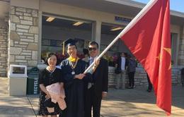 Lê Quang Liêm tốt nghiệp đại học loại xuất sắc ở Mỹ