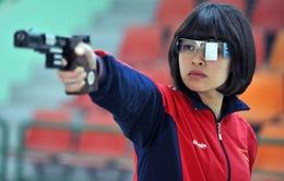 World Cup bắn súng 2017: Xạ thủ Lê Thị Hoàng Ngọc mất vé chung kết đáng tiếc