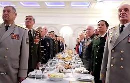 Kỷ niệm 73 năm Ngày thành lập QĐND Việt Nam tại Ukraine