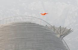 Tây Ban Nha: Kỷ lục thế giới về bay tự do trong hầm gió