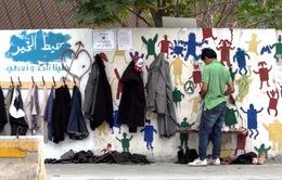 """""""Bức tường tử tế"""" giữa lòng Lebanon"""