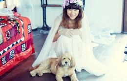 """Lee Hyori cuối cùng đã """"chịu"""" công bố giá váy cưới"""