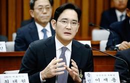 Người thừa kế tập đoàn Samsung bị điều tra tham nhũng