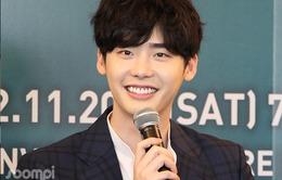 Lee Jong Suk không thể đóng phim vì phải nhập ngũ?