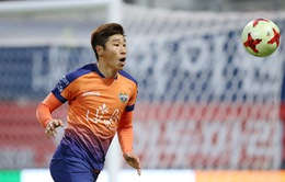 Tuyển các Ngôi sao K.League đối đầu U22 Việt Nam với lực lượng cực mạnh