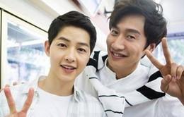 Nghe tin Song Joong Ki lấy vợ, Lee Kwang Soo đã chính thức lên tiếng