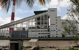 Nước mặt của Nhà máy Giấy Lee&Man đảm bảo cho việc nuôi cá lồng bè