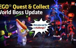 """""""LEGO Quest & Collect"""" thêm nội dung hấp dẫn trong bản cập nhật mới"""