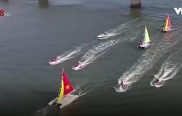 Khai mạc Lễ hội thuyền buồm Quảng Bình