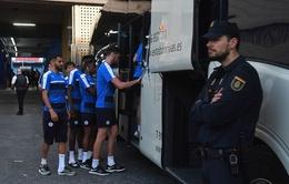 An ninh được thắt chặt sau sự cố nổ bom tại Dortmund
