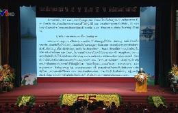 Quan hệ Việt Nam – Lào mãi mãi bền vững
