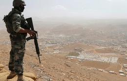 Lệnh ngừng bắn có hiệu lực tại biên giới Lebanon với Syria