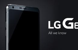 """LG G6 """"lột xác"""" hoàn toàn khỏi thiết kế của LG G5"""