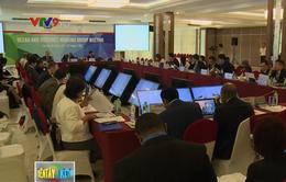 Các nhóm công tác APEC lần đầu tiên tiến hành họp chung