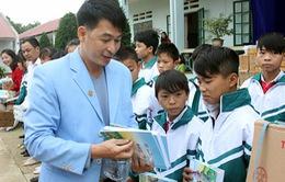 Công ty TNHH thạch rau câu Long Hải tích cực trong công tác từ thiện